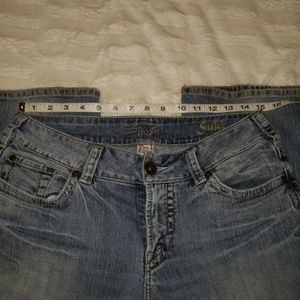 Silver Jeans Jeans - Silver vintage light wash jeans